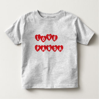Amor Panda® Camiseta