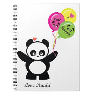 Amor Panda® Libretas
