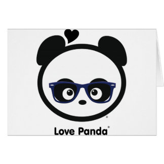 Amor Panda® Tarjetón