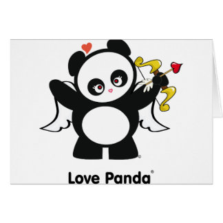 Amor Panda® Felicitacion