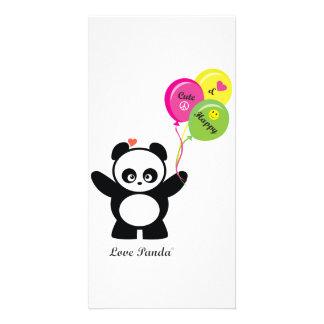 Amor Panda® Tarjetas Fotograficas Personalizadas
