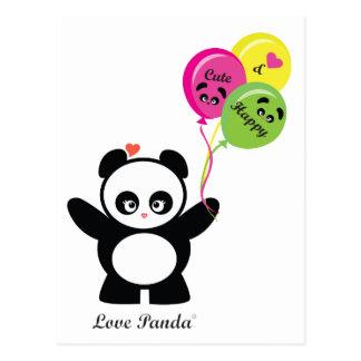 Amor Panda® Postal