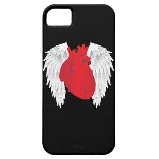 Amor pegado iPhone 5 Case-Mate fundas