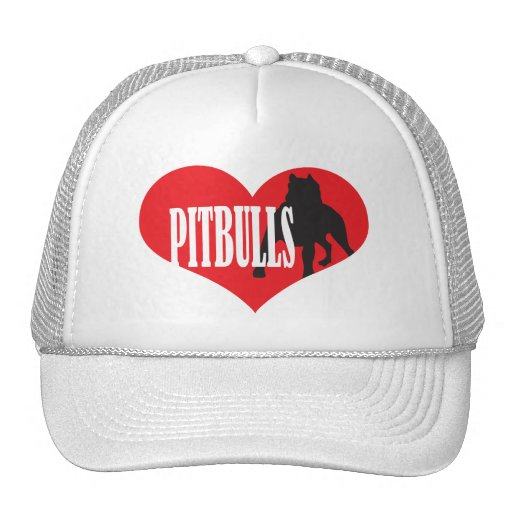 Amor Pitbulls Gorras