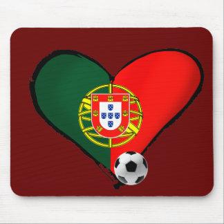 ¿Amor, Portugal e Futebol - quer del vôce de los m Alfombrilla De Ratón