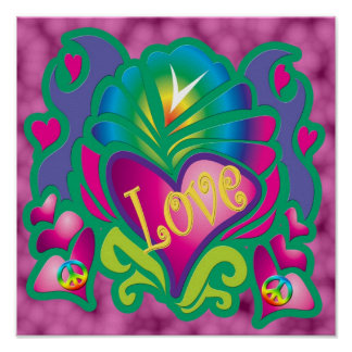 Amor psicodélico póster