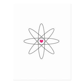 amor químico postal