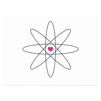 amor químico postales