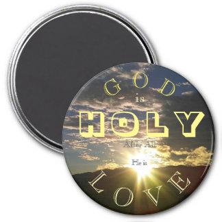 Amor santo imanes