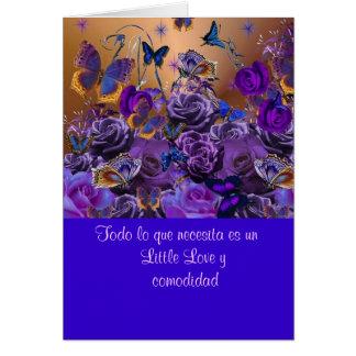 Amor Tarjeta De Felicitación