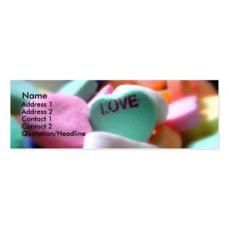 Amor Tarjeta Personal