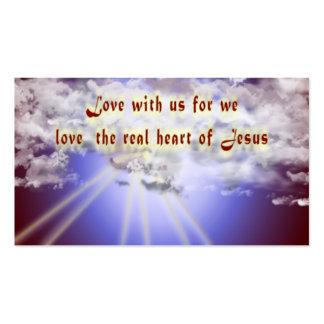 Amor Tarjeta De Visita