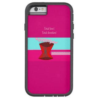 amor total funda para  iPhone 6 tough xtreme