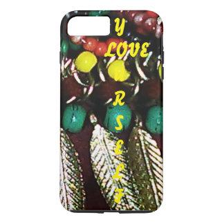 """""""AMOR USTED MISMO """" FUNDA PARA iPhone 8 PLUS/7 PLUS"""