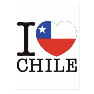Amor v2 de Chile Postal