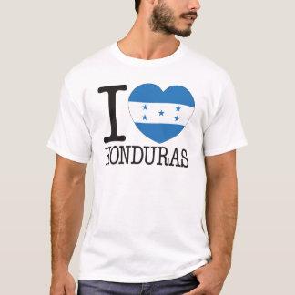 Amor v2 de Honduras Camiseta
