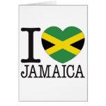 Amor v2 de Jamaica Felicitación