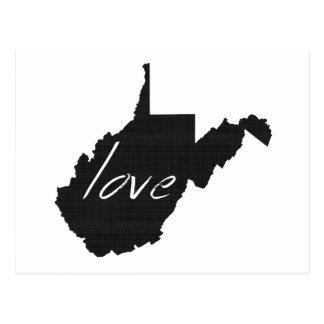 Amor Virginia Occidental Postal