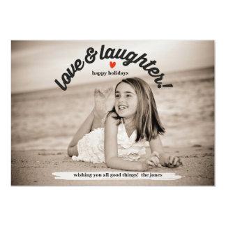 Amor y risa comunicado personal