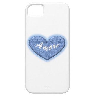 Amore - vaqueros iPhone 5 cárcasa