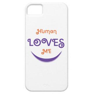Amores humanos yo iPhone 5 Case-Mate cárcasas