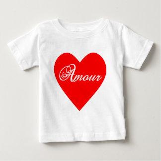 Amorío Camiseta De Bebé