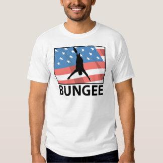 Amortiguador auxiliar que salta en América Camisas