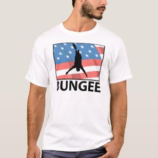 Amortiguador auxiliar que salta en América Camiseta