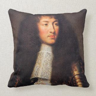 Amortiguador de la almohada de Louis XIV