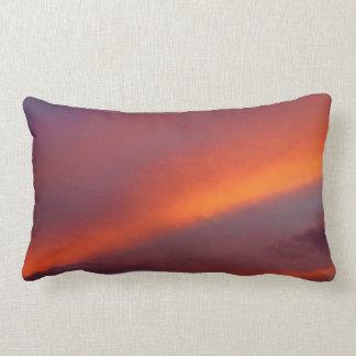 Amortiguador rosado del lumbar de la nube cojín lumbar