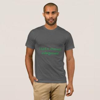 Ampliación del estómago camiseta