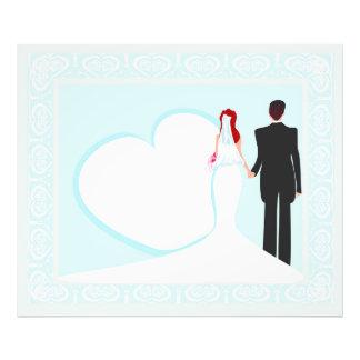 ampliación elegante de la foto del boda