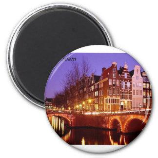 Amsterdam--Ciudad de las luces [kan.k]. Imanes