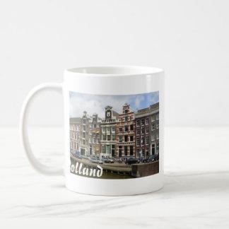 Amsterdam, Holanda Taza De Café