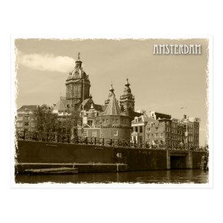 Amsterdam, Netherland Postal