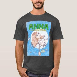 Ana el poco camisa androide 1 (hombres) del arte