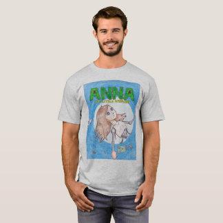 Ana el poco camisa androide 2 (hombres) del arte