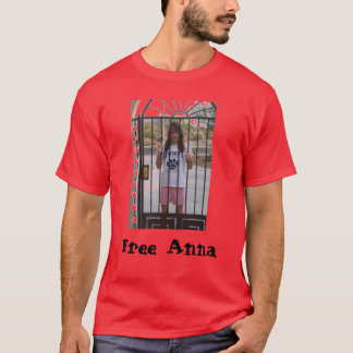 Ana libre camiseta