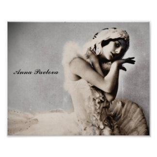 Ana Pavlova presentó en Pointe Impresiones Fotográficas