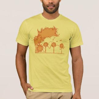 Ana tropical camiseta