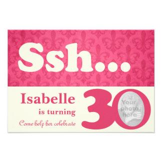 Añada su cumpleaños de la sorpresa del ssh de la f comunicados