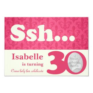 Añada su cumpleaños de la sorpresa del ssh de la comunicados