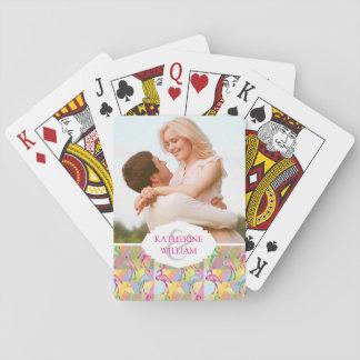 Añada su desfile conocido del flamenco del | barajas de cartas