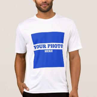 Añada su imagen camiseta