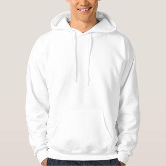 Añada su logotipo y eslogan sudadera pullover