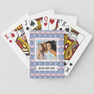 Añada su modelo el | blando conocido del flamenco barajas de cartas