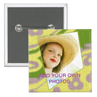 Añada su propia foto pins