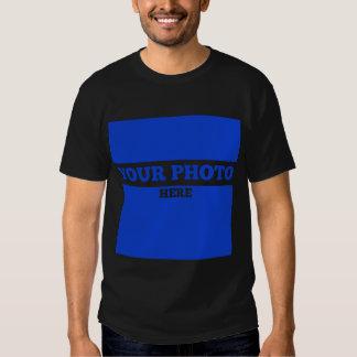 Añada sus fotos camisetas