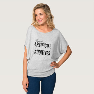 Añadidos artificiales del la de Viva Camiseta
