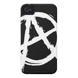 Anarquía iPhone 4 Case-Mate Cobertura